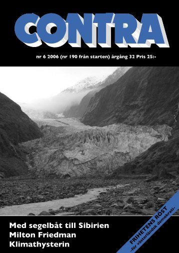 Nummer 6 2006 - Contra