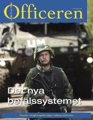 reservofficeren nr 3 2006.indd - Sveriges reservofficerare