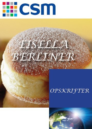 EISELLA BERLINER - CSM Nordic
