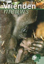 2003-25-01 - Vrienden van Blijdorp