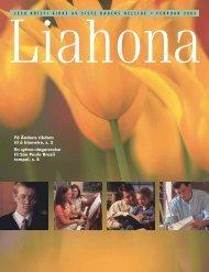 Februar 2003 Liahona