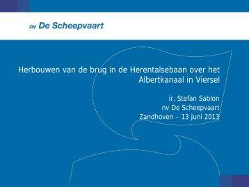 Herbouwen brug Viersel - Gemeente Zandhoven