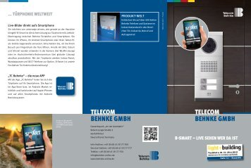 Telecom Behnke Gmbh Telecom Behnke Gmbh