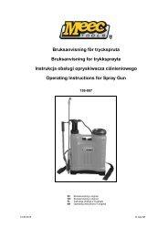 Instrukcja obsługi (433.6 KB - pdf) - Jula