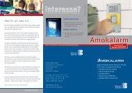 Amokalarm - Telecom Behnke
