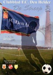 Nummer 17 - FC Den Helder