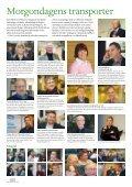 – transporter idag och imorgon - Q3 – Forum för hållbara transporter - Page 2