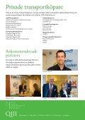 – transporter idag och imorgon - Q3 – Forum för hållbara transporter - Page 4