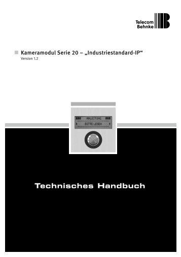 Technisches Handbuch V 1.2 - Telecom Behnke