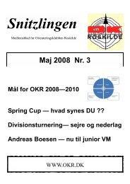 Snitzlingen - Orienteringsklubben Roskilde