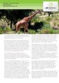 Hent brochure for Safari i Kenya - Jysk Rejsebureau - Page 4