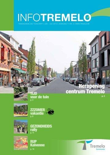 Info Tremelo juni-juli 2013.pdf - Gemeente Tremelo