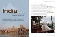 India, het land van de toekomst of misschien wel ... - Alondra Sailing