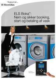 ELS-Boka - Electrolux Laundry Systems