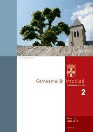 Infoblad nr. 2 : maart-april 2012 - Wortegem-Petegem