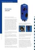 "Filterbehälter/Filteranlage ""GOSLAR"" - Behncke GmbH - Page 2"