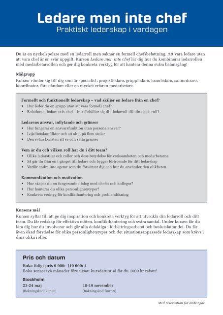 Ladda ner komplett program i PDF-format - Conductive