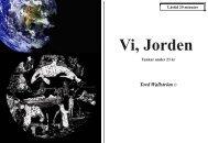 Vi på Jorden - Läs en bok