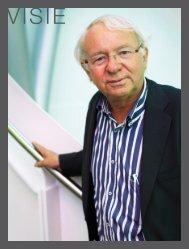 Visie Willem Verbaan - Synergie organisatie advies en ontwikkeling