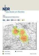 DAB+ Empfangsprognosen, Programme und technisches Datenblatt Inhalt - Seite 4