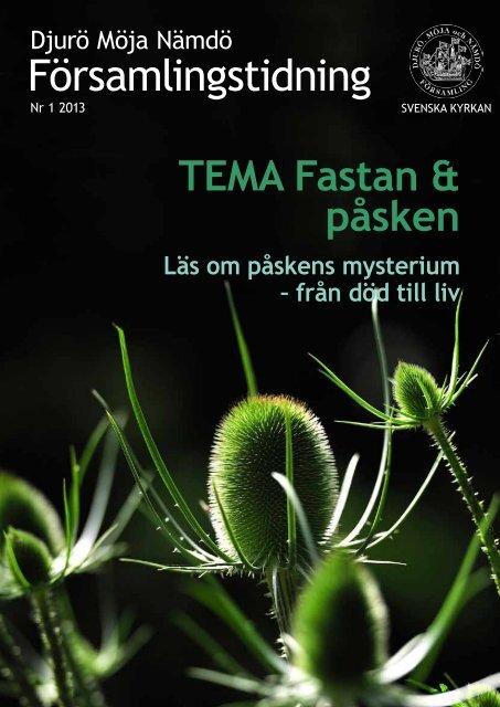 Frsamlingstidning - Svenska kyrkan