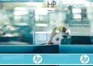 Pensioen magazine # 8 - Stichting Pensioenfonds Hewlett-Packard ...