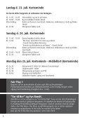 Se programmet i detaljer og følg skibenes positioner på www.fyn ... - Page 6