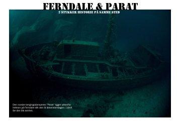 FERNDALE & PARAT - Dekostoppet