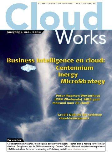 En verder Jaargang 4, nr.1 / 2-2013 - Cloudworks