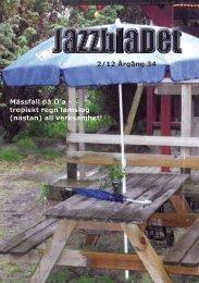 Jazzbladet nr 2/12 - Classic Jazz Göteborg