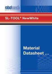 Material Datasheet … - robotmech