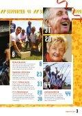 Supporter 40 - Sport en Ontwikkelingslanden - Page 3