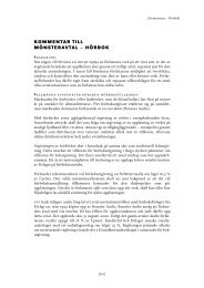 Hörboksavtal, kommentar