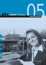 05Jaarverslag 2005 - Wonen Limburg
