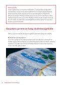 Te hoog cholesterol (Uitgave Hartstichting) - Neurologie Zeeland - Page 6