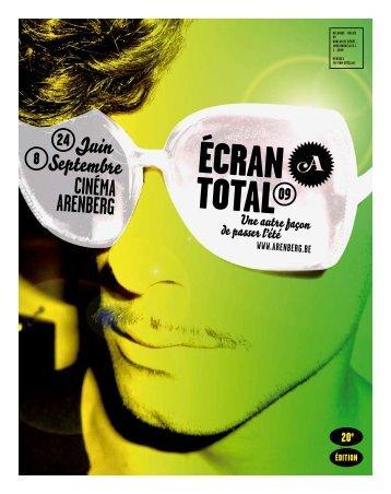 éCRAN TOTAL - Arenberg