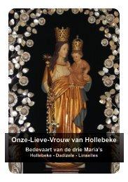 Onze-Lieve-Vrouw van Hollebeke - Westhoek.be