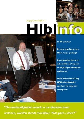 """""""De omstandigheden waarin u uw diensten moet verlenen ... - Hibin"""