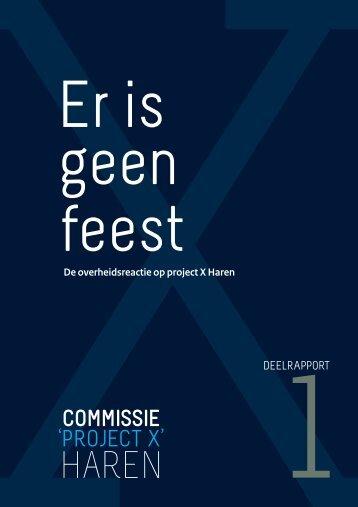 Commissie Cohen: deelrapport overheid - EenVandaag