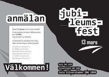 Välkommen! - Svenskalag.se