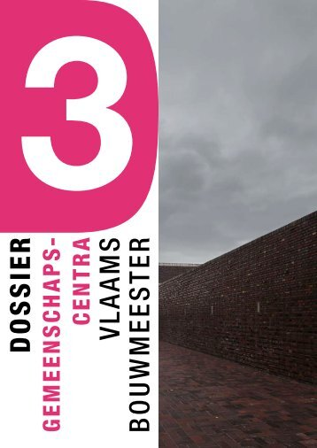 Meer - Vlaams Bouwmeester