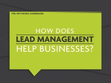 Lead Management for Businesses