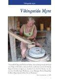 Fakta om Vikingatiden - Fotevikens museum - Page 3