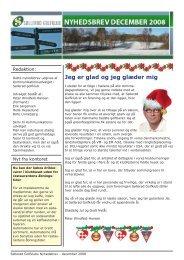 Nyhedsbrev - december 2008 - Søllerød Golfklub