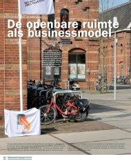 Feature: Zo verkoop je de openbare ruimte - Stedelijk Interieur