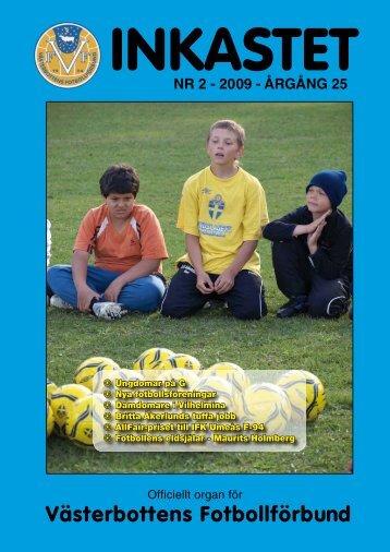NR 2 - 2009 - Västerbottens FF