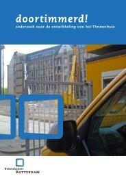 Lees doortimmerd! - Rekenkamer Rotterdam - Gemeente Rotterdam