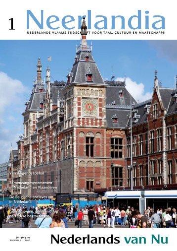 Nederlands van Nu - ANV