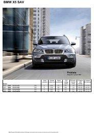 BMW X5 SAV - BMW Lindholms bil
