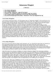 Getsemane örtagård (pdf) - Martinus.nu